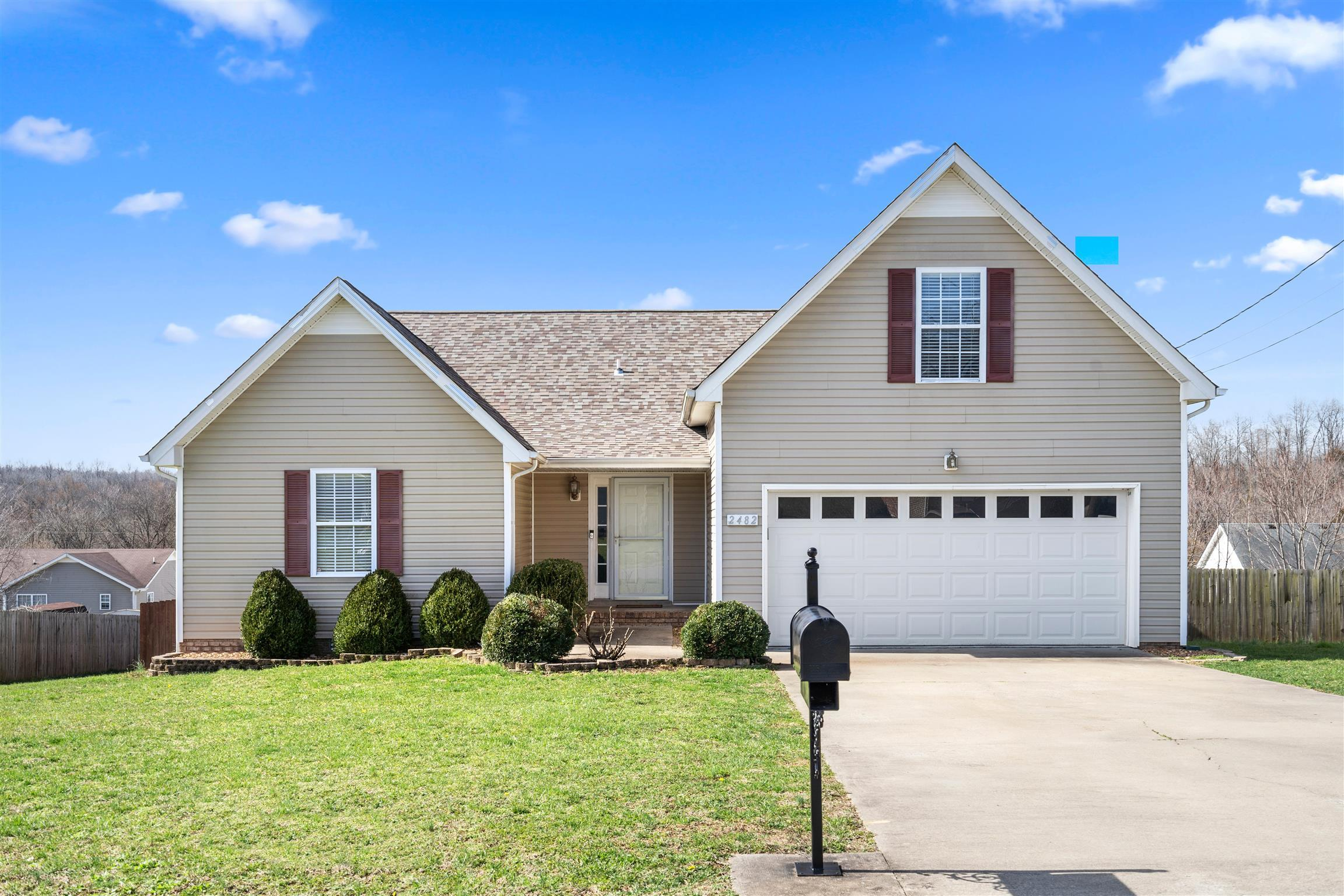 Homes for Sale in Sugartree Subdivision Clarksville TN