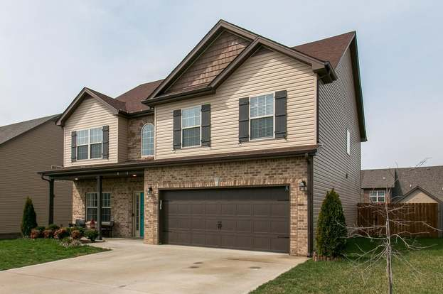 Sunset Meadows Subdivision Clarksville