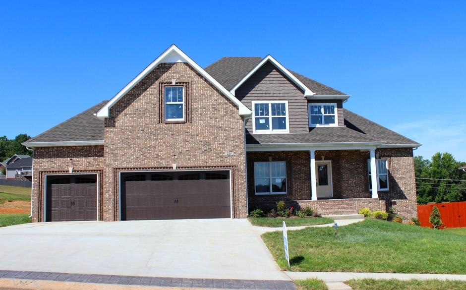 Terraces of Hearthstone Subdivision Clarksville