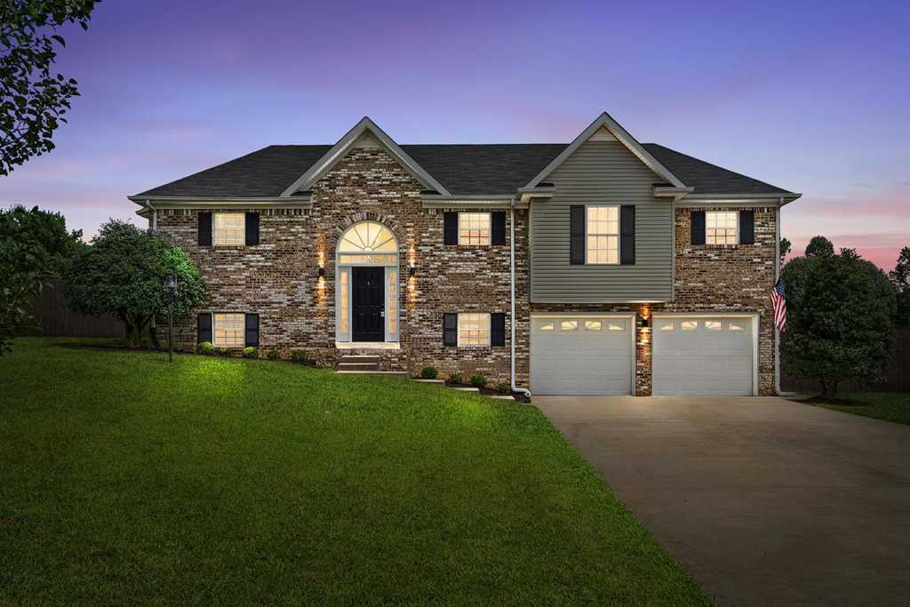 Homes for Sale in Welchtree Subdivision Clarksville TN