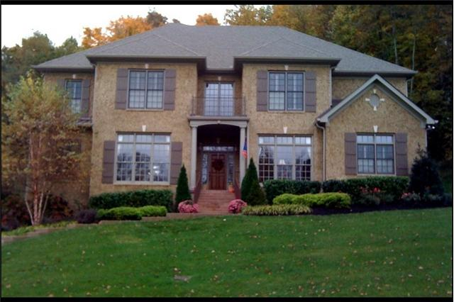 Reserve at Temple Hills Subdivision Franklin TN