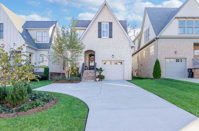 Colonial Heights Subdivision Nashville TN