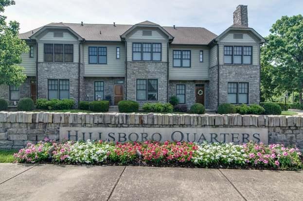 Hillsboro Quarters Townhomes Nashville TN