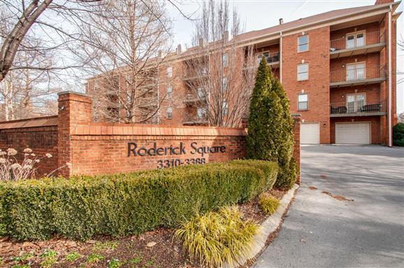 Roderick Square Condos Nashville TN