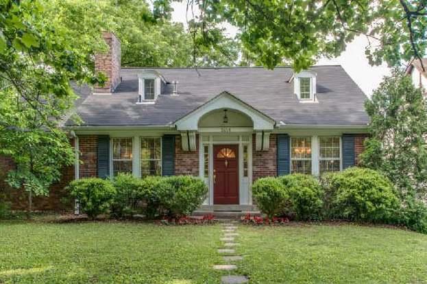 Bellwood Neighborhood Nashville TN 37205