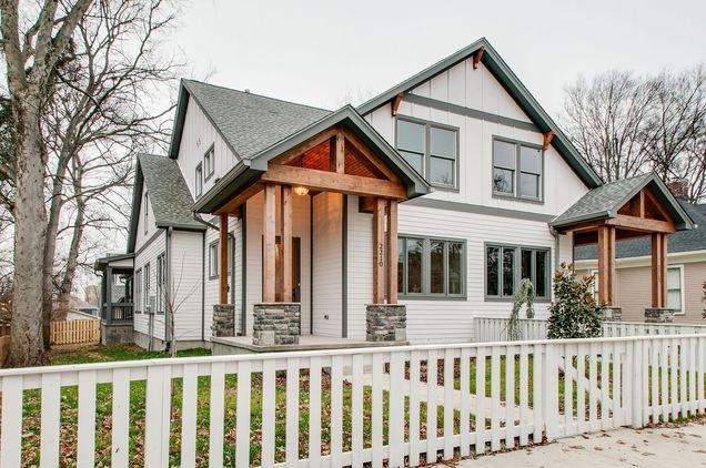Homes For Sale Grantland Ave Nashville TN 37204