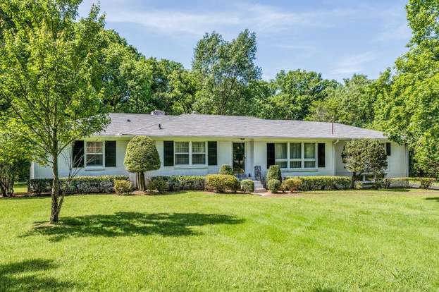 Homes For Sale Harding Park Nashville TN