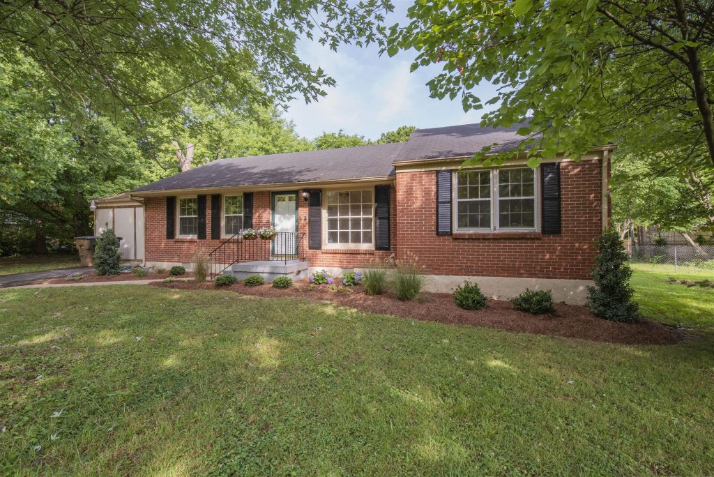 Thompson Lane Park Real Estate Nashville TN