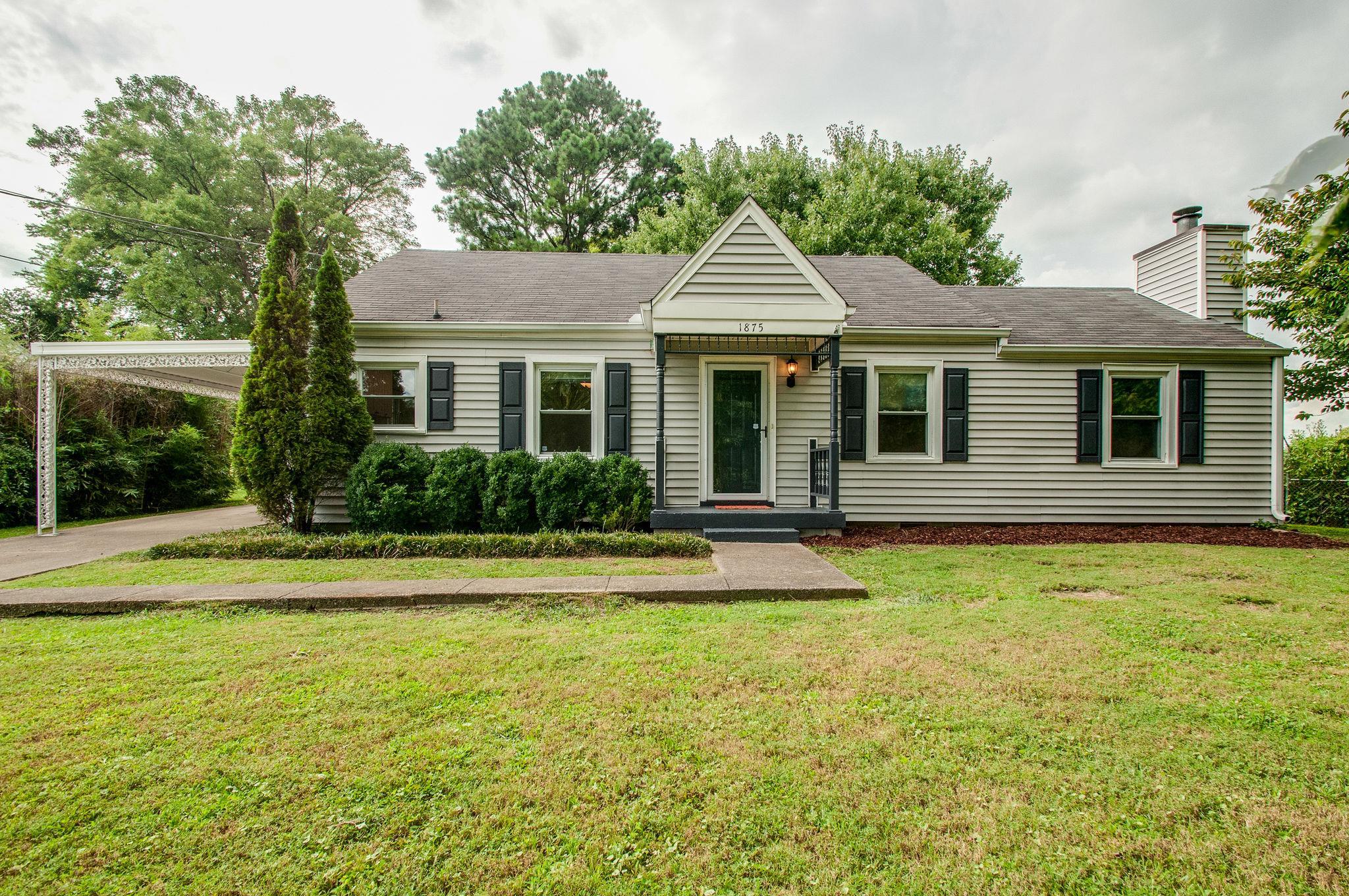 Raymond Heights Real Estate Nashville TN