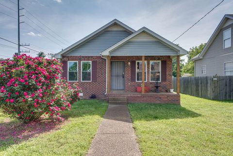 Chestnut Hill Real Estate Nashville TN