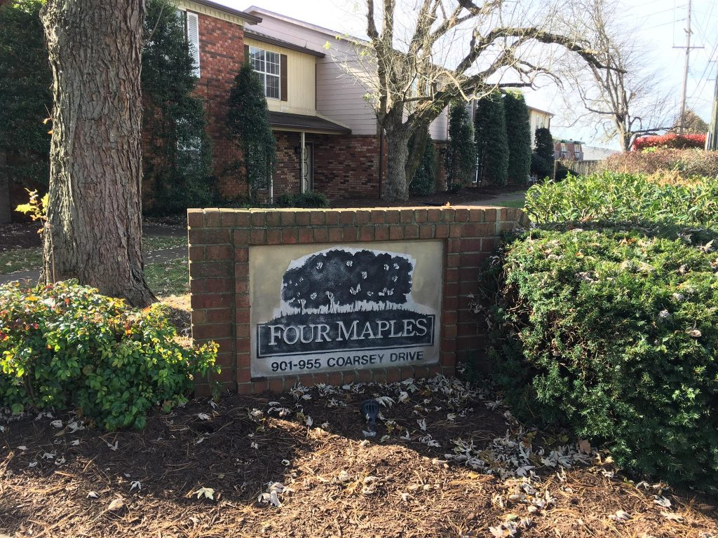 Four Maples Townhomes For Sale