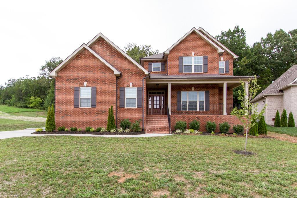 Homes for Sale Ridge View At Crescent Ridge Subdivision Murfreesboro TN