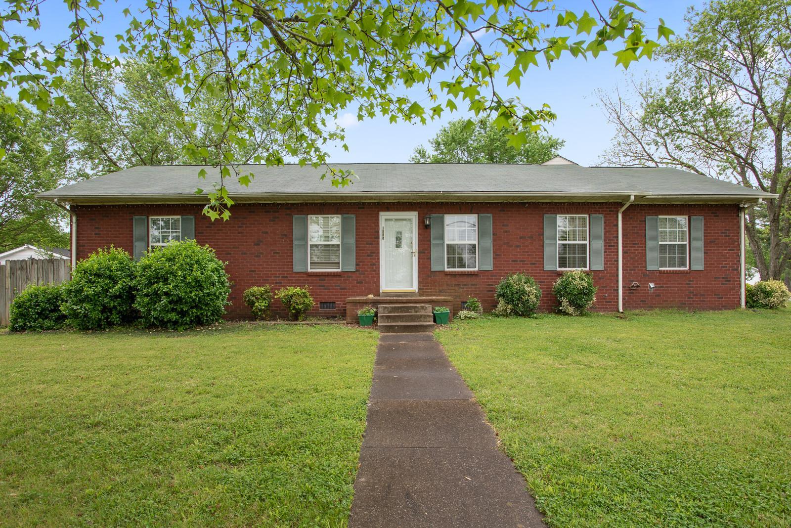 Homes for Sale Kimbro Heights Subdivision Murfreesboro TN