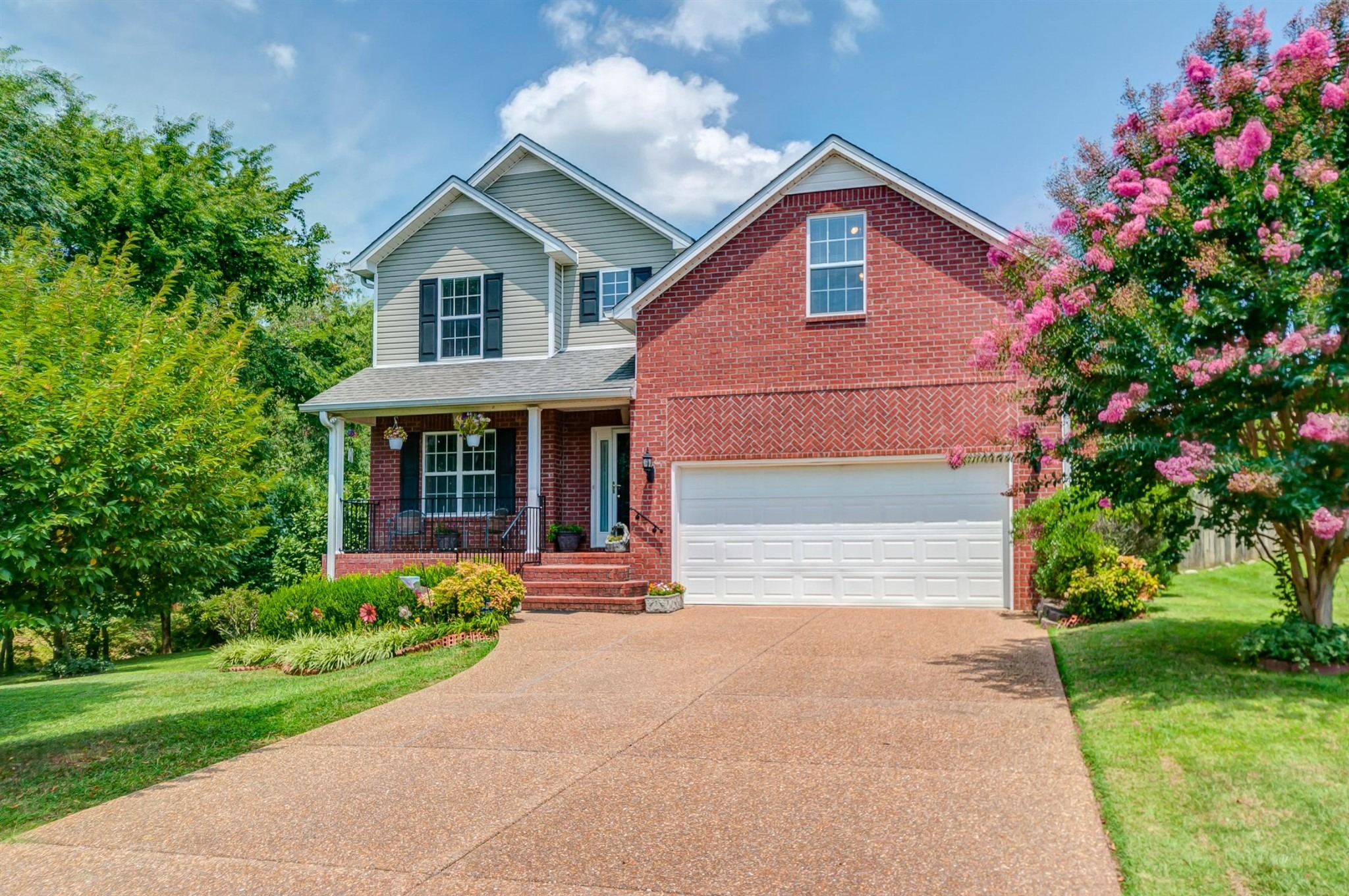 Anderson Acres Subdivision Homes For Sale Thompson Station TN