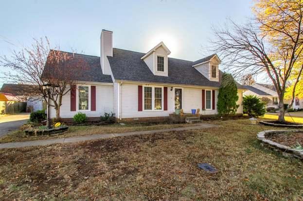 Homes for Sale Clarkwood Subdivision Murfreesboro TN 37128
