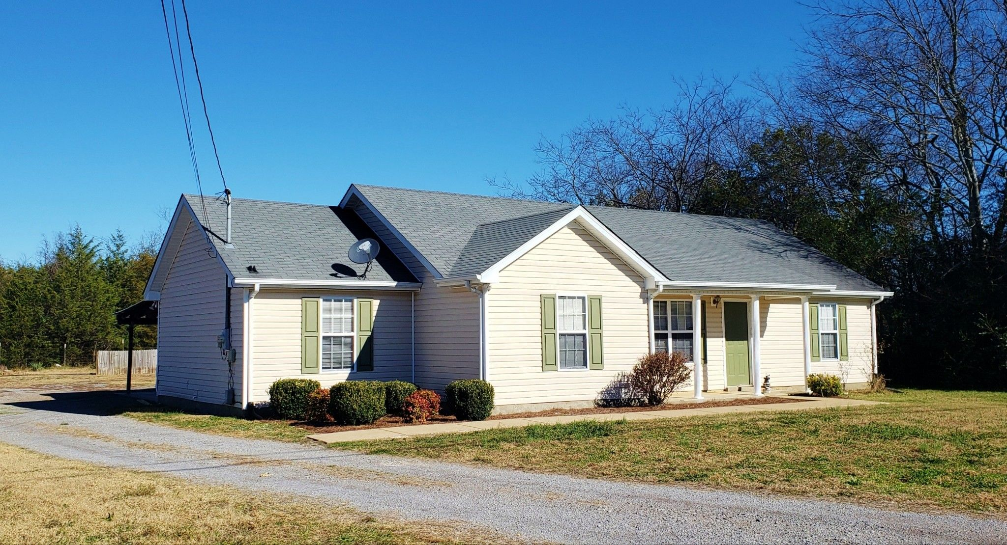 Ellis Ranch Estates Christiana TN