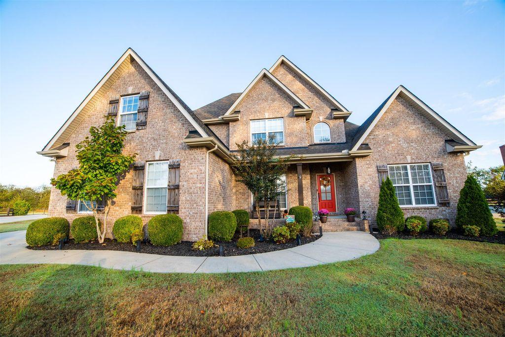 Homes For Sale Hidden Cove Subdivision Murfreesboro TN 37128
