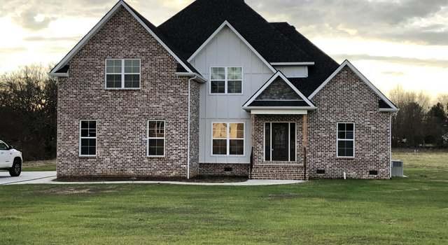 Homes for Sale Patricia Sanders Subdivision Murfreesboro TN