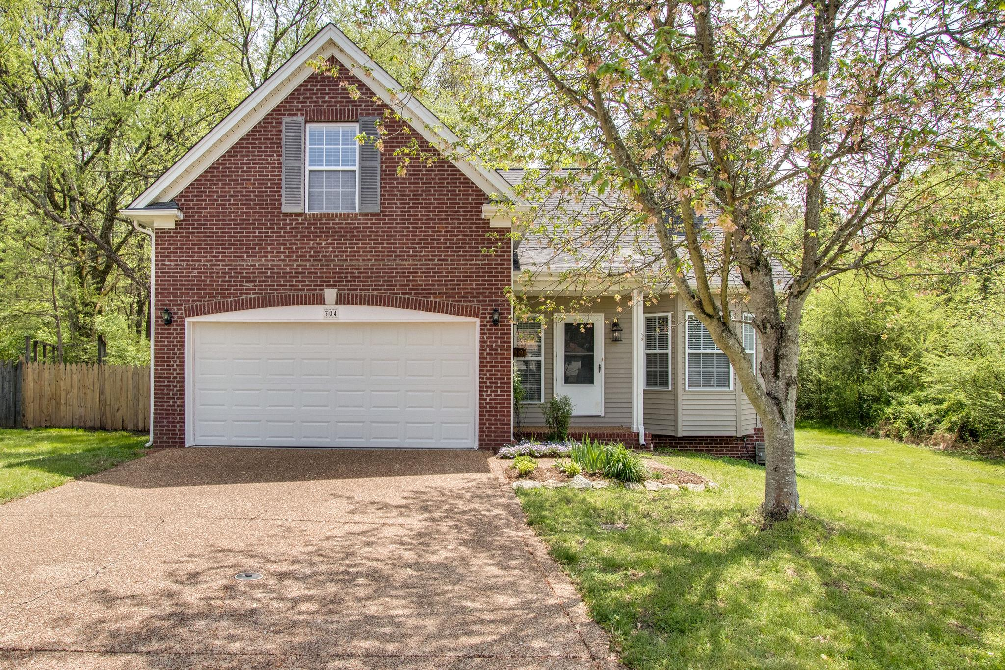 Percy Priest Woods Homes For Sale