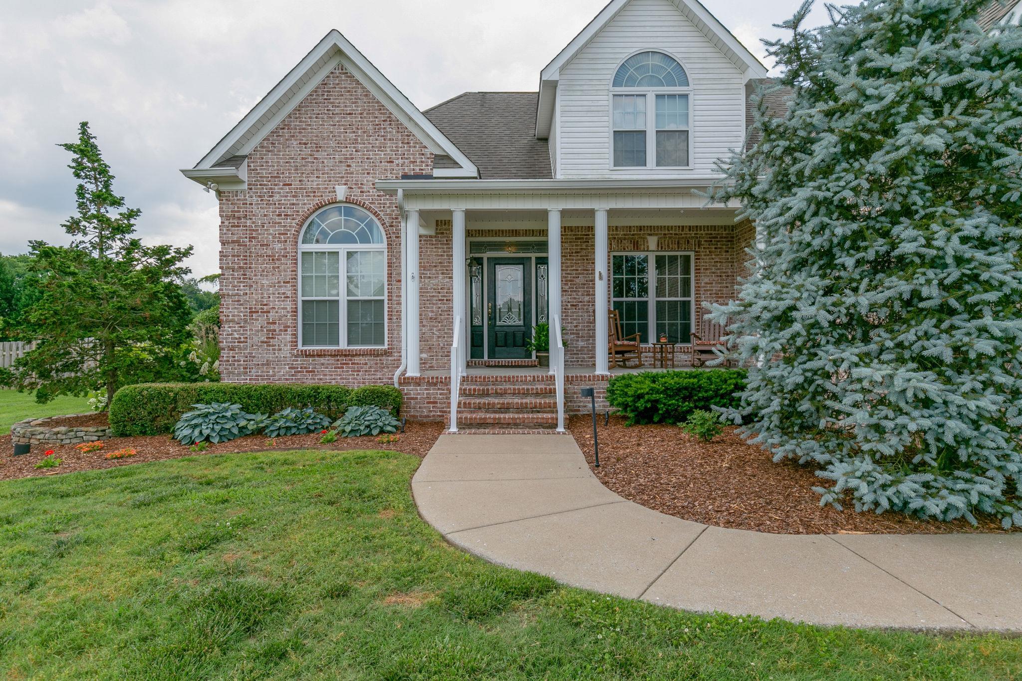 Zion Crossing Subdivision Columbia TN Homes for Sale