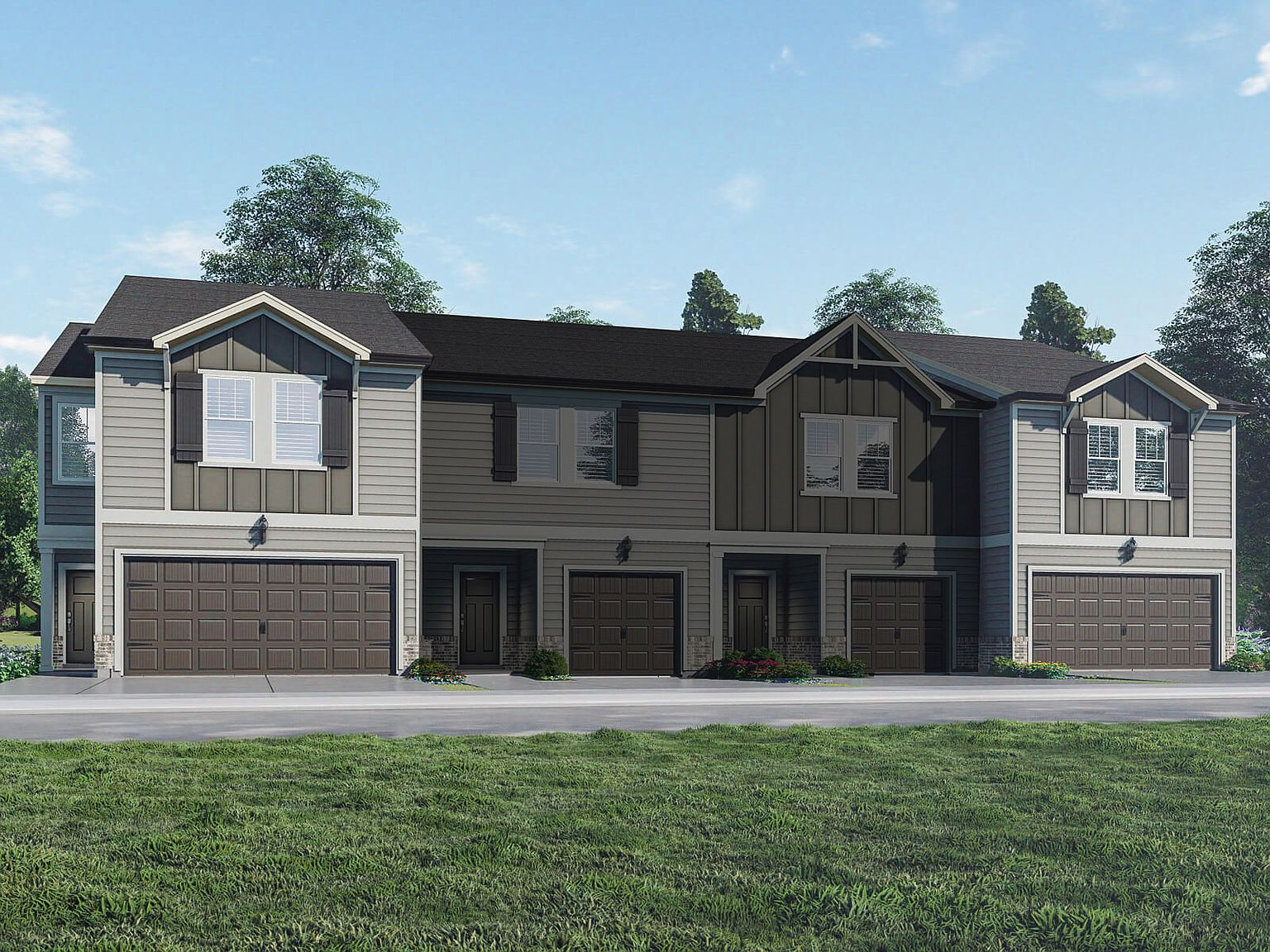 West End Station Townhomes Lebanon TN