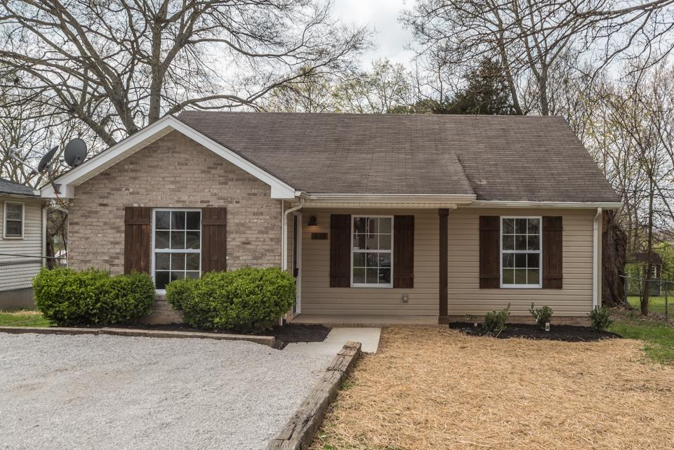 Homes For Sale Eastland Heights Springfield TN