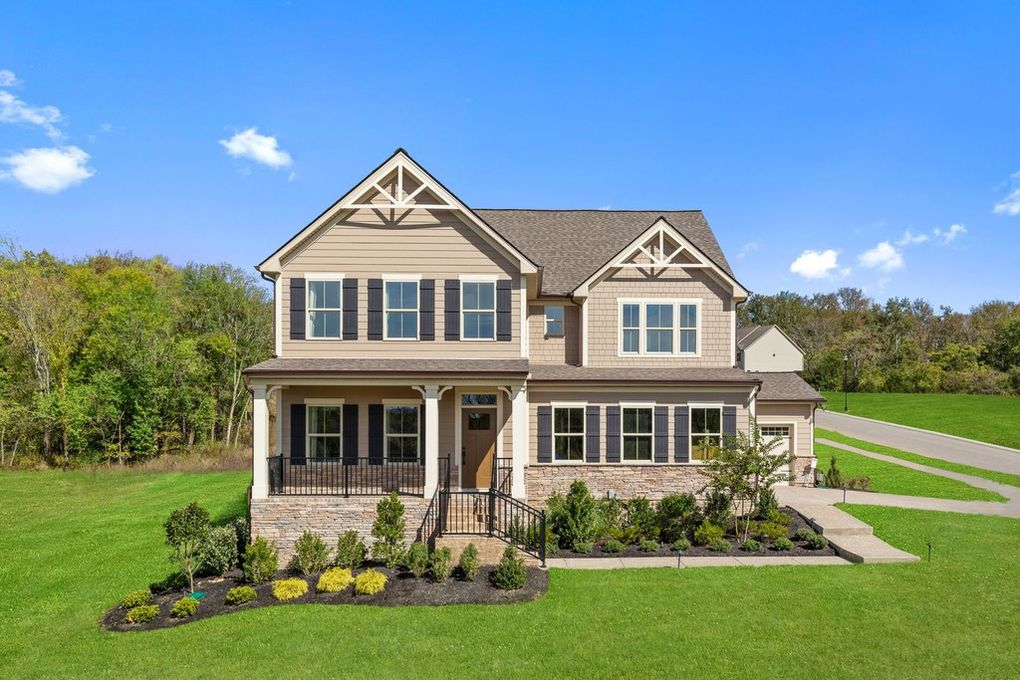 Luxury Homes In College Grove TN