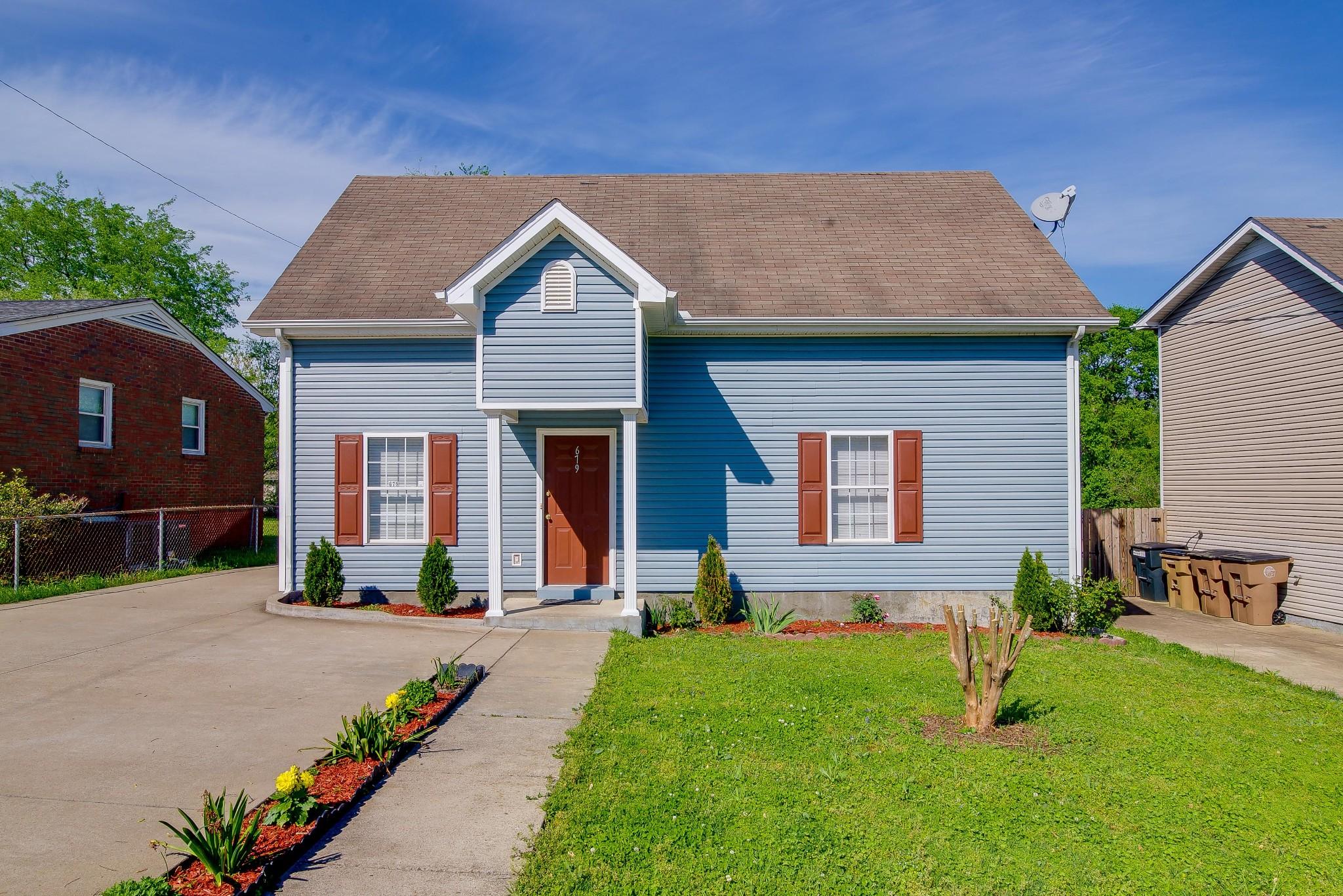 Homes For Sale In Parkhaven Nashville