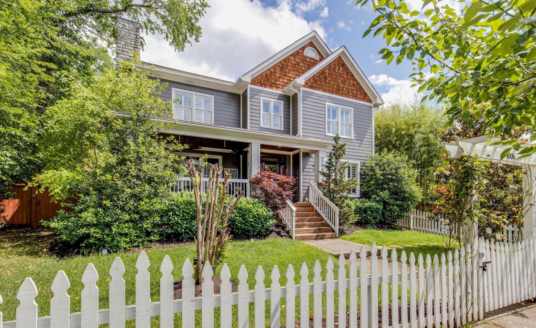 Marengo Park Woodmont Homes For Sale Nashville TN 37204