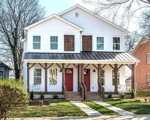 Buena Vista Homes For Sale Nashville TN