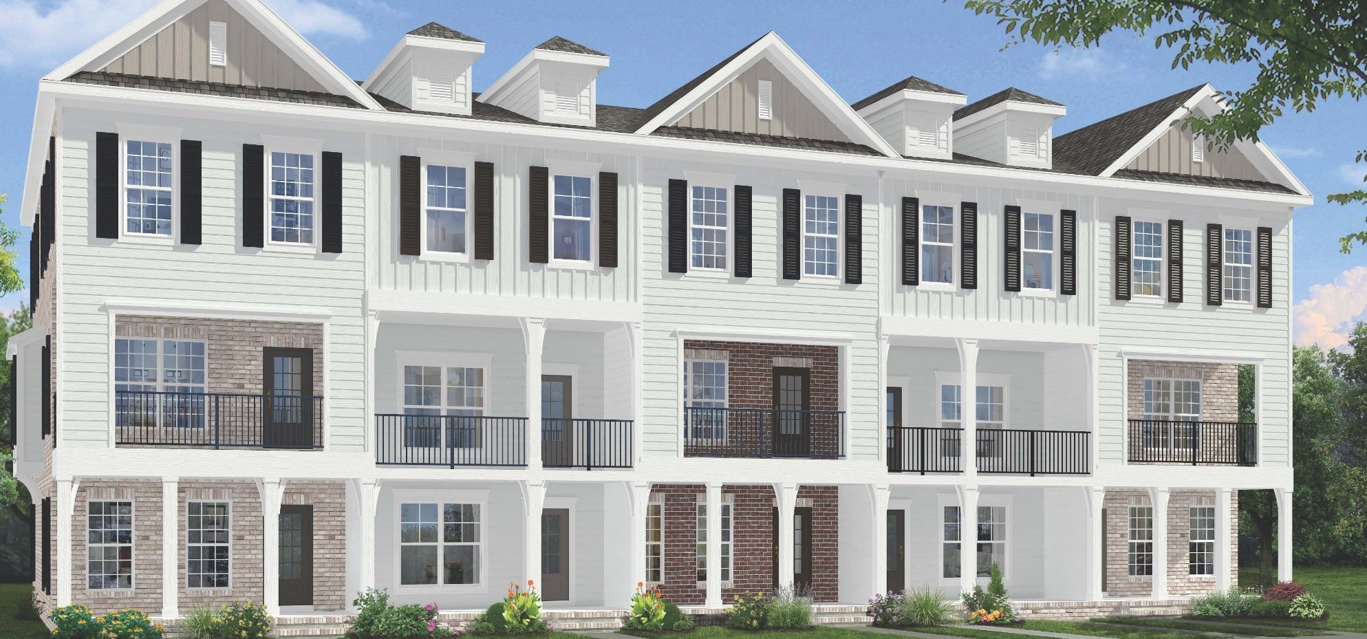 Southpoint Townhomes for Sale Brentwood TN