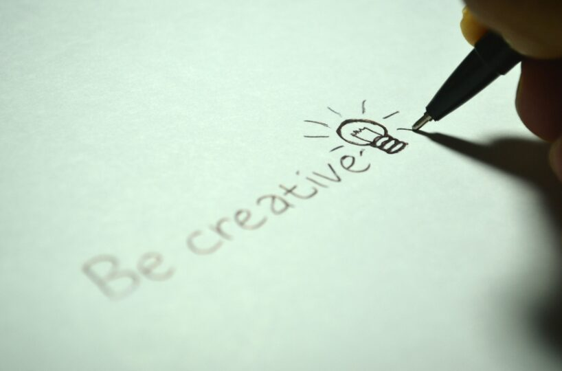 Be Creative, Find The Right Agent