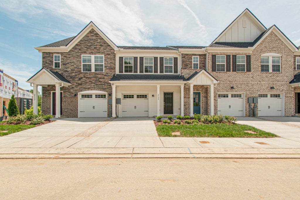 Hampton Chase Townhomes Lebanon TN On Brighton Lane