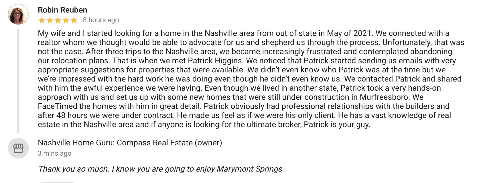 Hiring The Right Murfreesboro Realtor